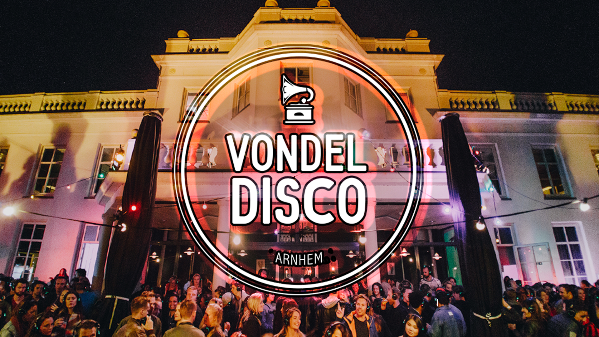 Stadsvilla Sonsbeek Vondel Disco