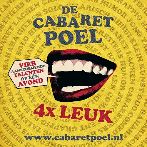 Cabaretpoel 2018